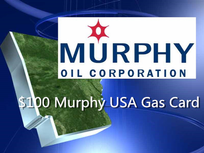 Murphy USA and Murphy Express Customer Satisfaction Survey $100 Murphy USA Gas Card