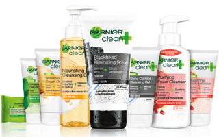 Freebies: Free Garnier Face Wash & Clean Sample