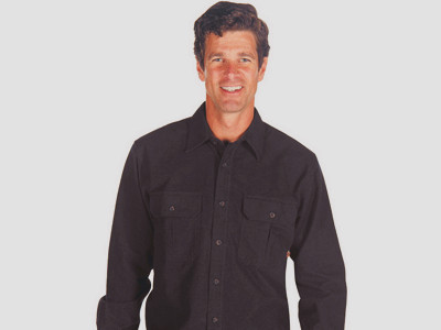 Guide Series Men's Explorer Chamois Shirt
