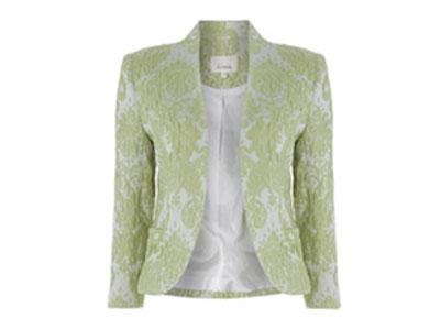 Linea Grace Lace Jacquard Jacket