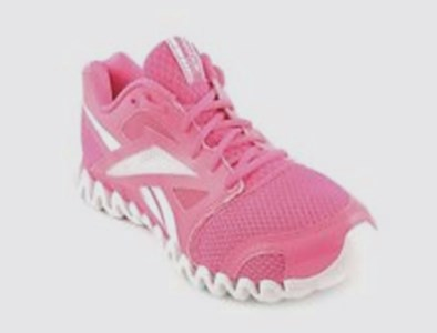 Reebok Girls' Grade School ZigNano Fly 2 Running Shoe