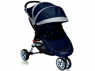 32% Off Baby Jogger City Mini Single 2013 Navy Blue. Final Price $169.99