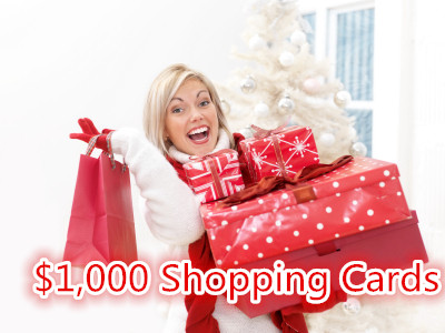 Walmart In-Store Satisfaction Survey $1,000 Shopping Cards Sweepstakes