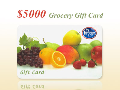 www.krogerfeedback.com Win $5000 Kroger Gift Cards In The Kroger Customer Satisfaction Survey Sweepstakes