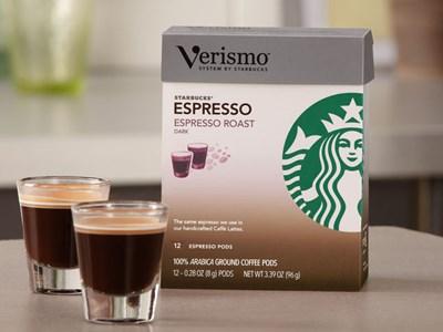 20% Off Verismo Espresso Roast Espresso Pods