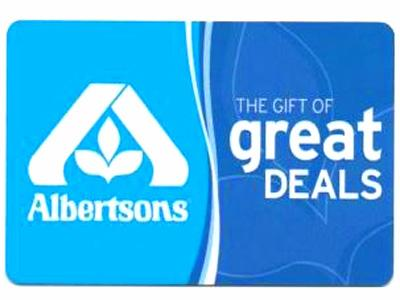 Albertsons Is Offering 9 $100 Gift Cards In The Weekly Sweepstakes