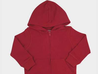 Boy Bay Thermal Hoodie