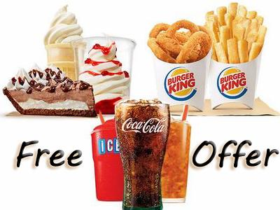 Get A Validation Code For A Finger-Licking Free Offer From Burger King Guest Satisfaction Survey