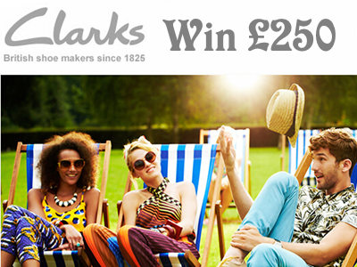 Clarks sweepstakes