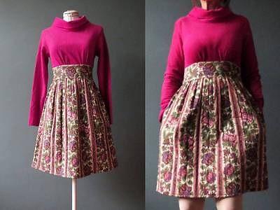 Classic Knit Skater Skirt
