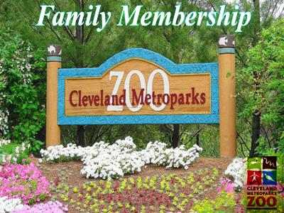 Enter Cleveland Metroparks Zoo Guest Survey Sweepstakes To Receive A Family Membership