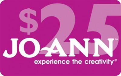 Sweepstakes: Complete The JoAnn Customer Feedback Survey To Win A $25 Gift Card