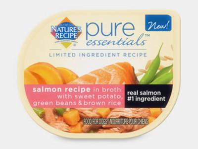 Nature's Recipe Pure Essentials Wet Dog Food