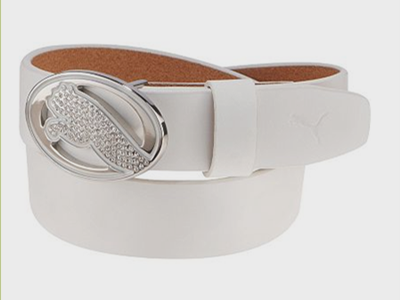 Puma Women's Regent Fitted Belt