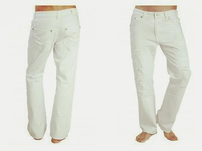 Slim Straight Color Wash Chinos