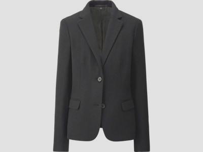 Women Wool Blended Flannel Jacket