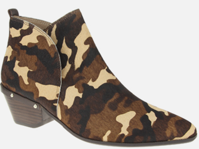 Women's Wish-H Boot - Camo Haircalf