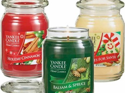 Yankee Candle Holiday Candles and Accessories