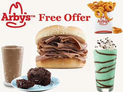 Get An Arby's Free Offer Redemption Code In Arby's Promise Check Survey