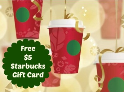 Receive Your $5 Starbucks Gift Card From Emerson Customer Care Survey