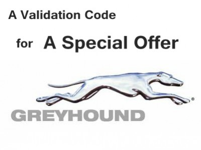 Get Your Special Offer From Greyhound Food Services Satisfaction Survey