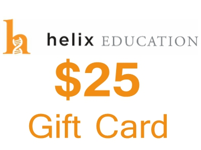 Get A $25 Gift Card For Free In The Helix Education Customer Survey