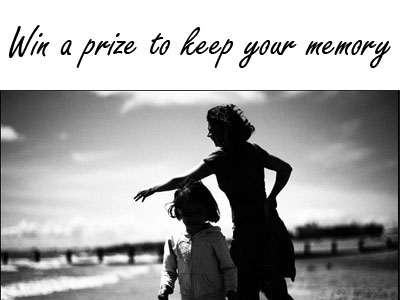 keep your memory prize