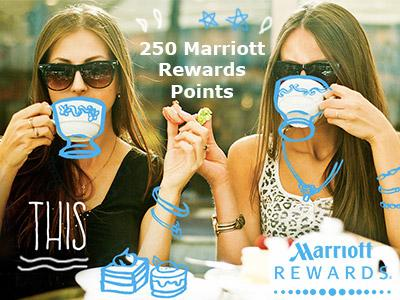 Get Rewarded With 250 Marriott Rewards Points From Marriott Online Survey