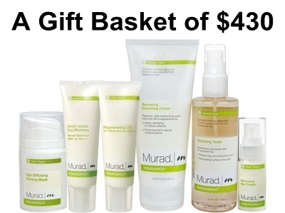 Enjoy A Skincare Gift Basket Valued More Than $430 From Murad Skincare Sweepstakes