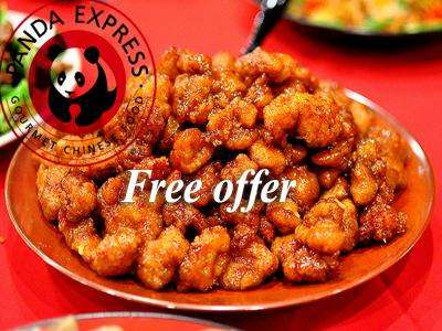 Redeem A Free Panda Express Offer With The Panda Express Customer Survey Redemption Code