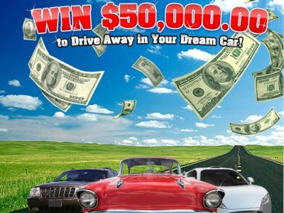 Win $50,000 Cash To Realize Your Dream In The PCH Giveaway