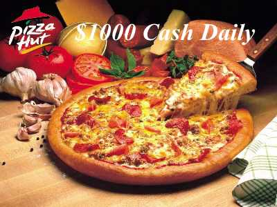 www.tellpizzahut.com - Pizz Hut Is Giving Away $1000 Daily In The Pizza Hut Customer Satisfaction Survey Sweepstakes