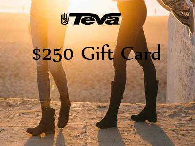 Teva Invites You To Win $250 Gift Cards In The Quarterly Promotion