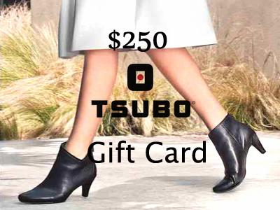 Tsubo Says Thanks With The $250 Gift Cards Survey Prize Draw