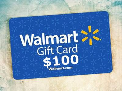 Enjoy A $100 Walmart Shopping Spree In The Royal Draw Sweepstakes