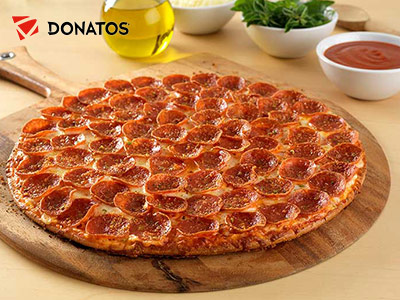 www.donatosfeedback.com Receive Free Pizza Offer From Donatos With A Coupon Code Through Donatos Customer Service Feedback Survey