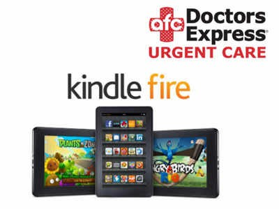 Win A Kindle Fire In Doctors Express Customer Feedback Sweepstakes