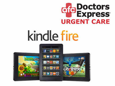 www.doctorsexpresslistens.com Win A Kindle Fire In Doctors Express Customer Feedback Sweepstakes