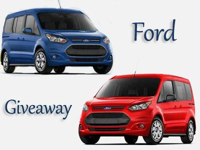 Enter Ford #Unminivan Giveaway to Win 2014 Ford Transit Connect Wagon