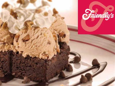 Obtain A Coupon To Redeem An Offer Through Friendly's Customer Survey