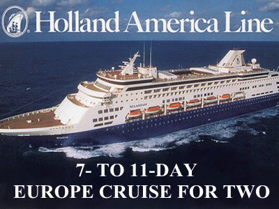 Holland America Line Europe Cruise