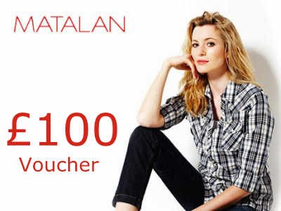 Win A £100 Voucher In The Matalan Monthly Prize Draw Through Matalan Customer Survey