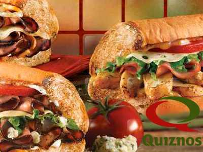 www.quiznoslistens.com Receive Your Validation Code From Quiznos Through Quiznos Customer Survey For A Free Offer