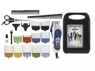 Wahl Pro 20 piece complete haircutting kit