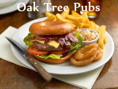 Receive A Voucher To Enjoy A Free Treat From Oak Tree Pubs Through Its Customer Survey
