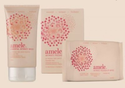 Request A Free Sample Pack Of Amele Essential Intimate