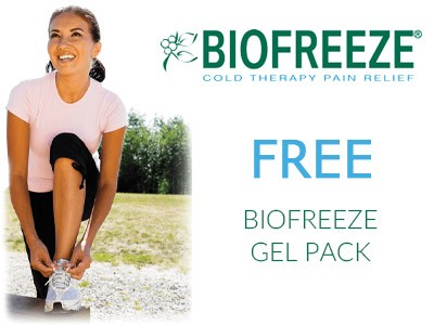 Manage Pain With A Free Sample Of Boifreeze Pain Reliving Gel