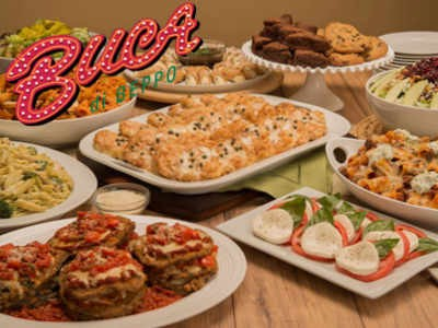 Win A $100 Digital Promotional Certificate In The Buca di Beppo Feedback Sweepstakes