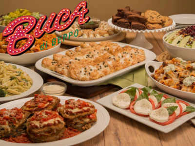 www.bucafeedback.com Win A $100 Digital Promotional Certificate In The Buca di Beppo Feedback Sweepstakes