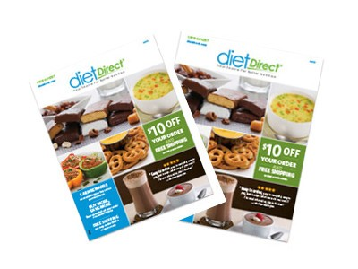 Diet Direct catalog